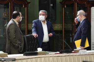 جلسه ستاد ملی مقابله با کرونا - 11 اردیبهشت 1400