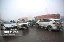 افزایش ۱۸ درصدی تلفات سوانح جادهای در استان