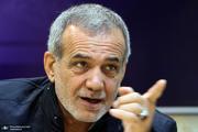 مسعود پزشکیان از انتخابات 1400 کناره گیری نمی کند
