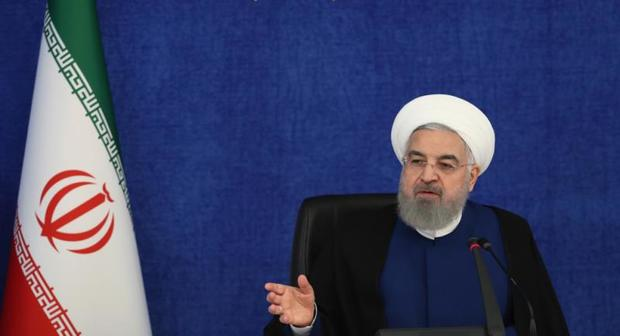 President Rouhani hopes new US administration will make up for past mistakes