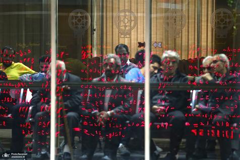 وضعیت معاملات بازار بورس و فرابورس امروز 15 فروردین 1400