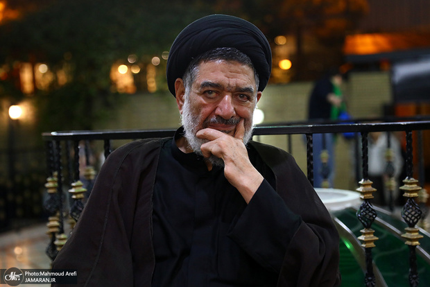 پاسخ علی اکبر محتشمی پور به برخی شبهات در مورد پذیرش قطعنامه 598 از سوی امام