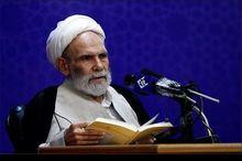 توصیه حاج آقا مجتبی تهرانی بعد از جاری نمودن خطبه عقد به زوجین جوان