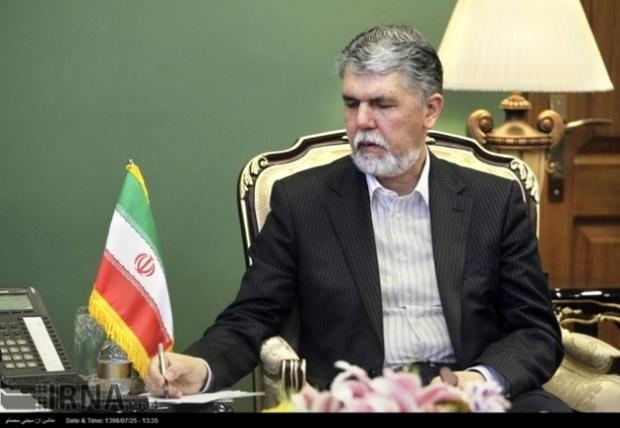 وزیر فرهنگ و ارشاد اسلامی به سمنان سفر می کند