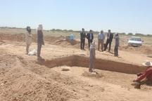 کاوش باستان شناسی در محوطه تاریخی «کله کوب» آغاز شد