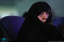عفت مرعشی: تمام خانواده هاشمی همیشه پشت مردم بودهایم و خواهیم بود / آقای هاشمی میگفت؛ ایران در صورتی میتواند پیشرفت کند که تمام زنان و مردان باهم آن را به جلو حرکت دهند