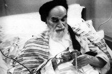 قسمت سوم خاطرات همسر امام خمینی از بیماری ایشان
