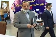 ثبت نام محمد خوش چهره در انتخابات ریاست جمهوری