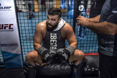 امیر علی اکبری در MMA ناک اوت شد +ویدیو