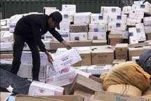 87 میلیارد ریال کالای قاچاق در هرمزگان کشف شد