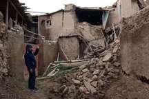 منازل خسارت دیده از سیل مددجویان ساخته می شود