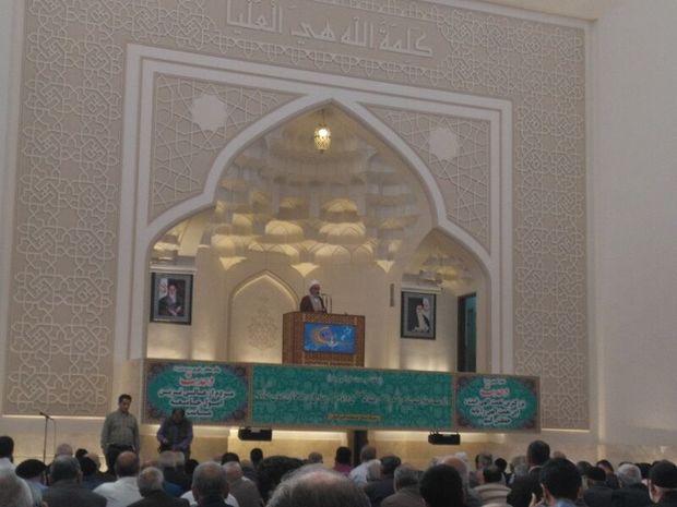 خطیب جمعه گرگان: مسلمانان تفرقه را از خود دور کنند