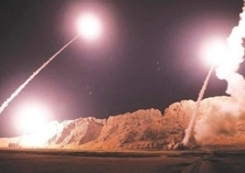 Iran fires missiles at US bases in Iraq, casualties reported