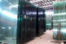 افتتاح طرح تولید شیشه فوق شفاف در تاکستان