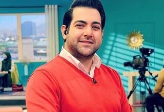 مجری برنامه تلویزیونی کرونا گرفت+ عکس