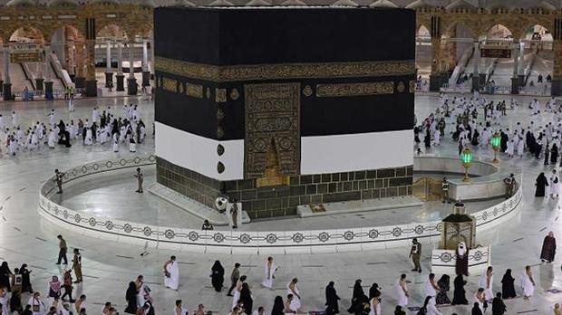 Muslim pilgrims start second downsized Hajj rituals