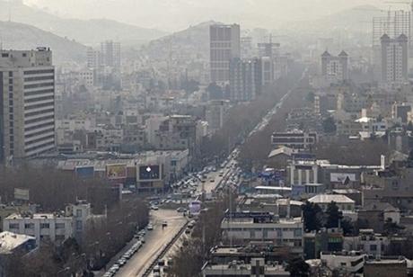 آلودگی هوای البرز تشدید می شود