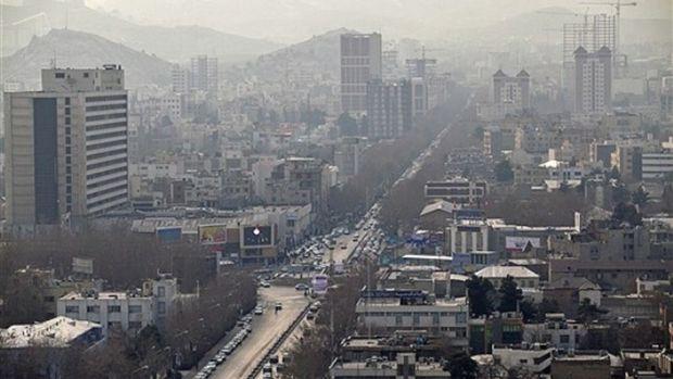 تشدید آلودگی هوای مشهد و انداختن توپ در زمین مردم