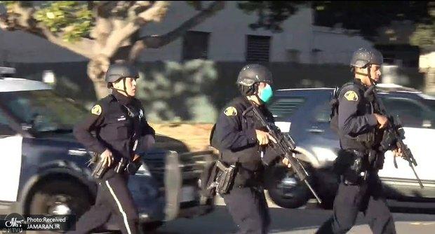9 کشته در تیراندازی در کالیفرنیا+ عکس