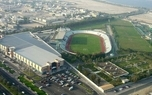استادیوم مکتوم بن راشد، محل برگزاری دیدار استقلال و الکویت/ عکس