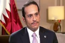 قطر: هیچ نشانهای دال بر وقوع جنگ بین ایران و آمریکا وجود ندارد