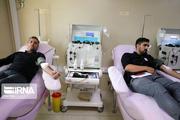 نذر خون اهدای امید به زندگی و حیات دوباره برای بیماران نیازمند