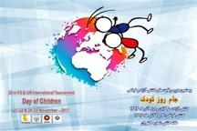 البرز میزبان بیستمین مسابقات بین المللی کشتی روز جهانی کودک