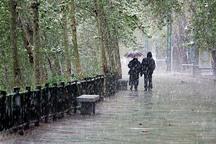 کاهش حجم بارشهای کشور