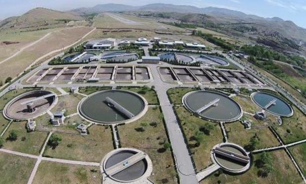 پارسال بیش از 57 میلیون مترمکعب فاضلاب در کردستان تصفیه شد