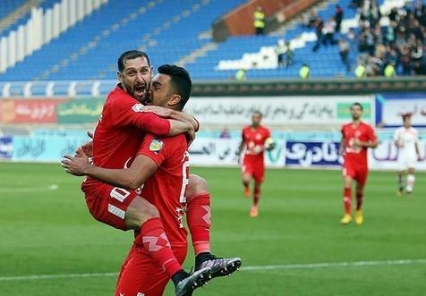 پیروزی تیم پدیده مقابل نماینده رومانی