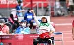 اولین مدال زنان ایران در پارالمپیک طلا بود؛ هاشمیه با رکوردشکنی قهرمان شد+عکس اهدای مدال
