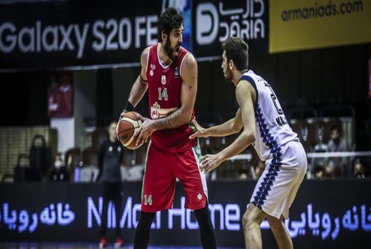 تکلیف برنامه فینال لیگ برتر بسکتبال مردان روشن شد