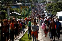 آماده باش ارتش آمریکا در مرزهای جنوبی برای مقابله با موج بزرگ مهاجران