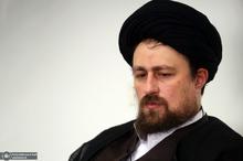 تسلیت سید حسن خمینی به حاج سید محمود مرعشی