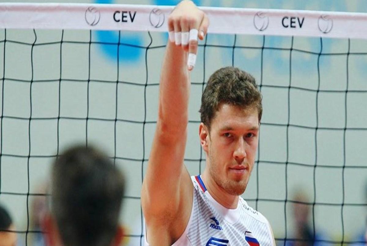 والیبالیست معروف روسیه المپیک را از دست داد