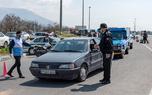 گزارش تصویری مسدود شدن جاده ها به روی خودروهای غیربومی