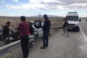 حوادث رانندگی منجر به فوت ایام نوروز در استان مرکزی ۵۸ درصد کاهش یافت