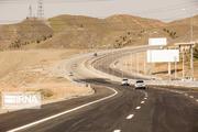 اول فروردین و روز بی ترافیک آزادراه های قزوین