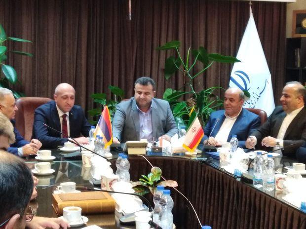 روابط ایران و ارمنستان باید از حالت تشریفاتی خارج شود