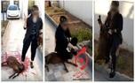 دختران قصاب چه کسانی هستند؟/ رفتار وحشتناک برخی خانم ها در کشور با حیوانات! + هشدار تصاویر ناگوار و خشونت آمیز