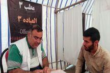 بسیج پزشکی بوشهر به بیش از ۴۱هزار زائر اربعین حسینی خدمات درمانی ارایه کرد