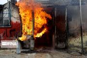 آتشنشانی زنجان در چهارشنبه آخر سال، چهار عملیات اطفای حریق انجام داد