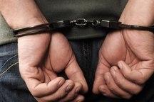 شرور سابقه دار در مشهد دستگیر شد