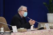 دفاع وزیر بهداشت از سخنگوی ستاد مقابله با کرونا