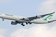 تهدید دو جنگنده آمریکایی علیه هواپیمای مسافربری ایرانی