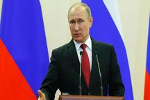 پوتین: داعش هنوز یک خطر جهانی است