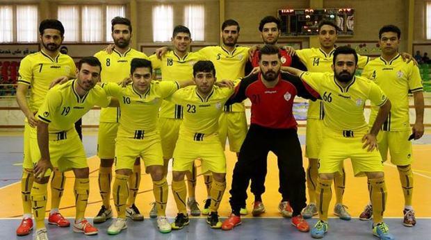 تیم ملی حفاری در مرحله پلی آف لیگ برتر به پیروزی رسید