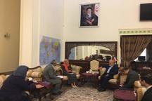 رایزنی سفیر ایران در عراق و نماینده ویژه دبیرکل سازمان ملل