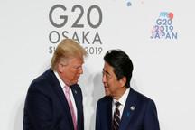 ترامپ برای فروش محصولات کشاورزی آمریکا دست به دامان ژاپن شد