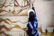 رویداد دانشجویی دیوار نگاری در اصفهان پایان یافت